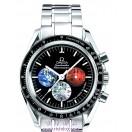 歐米茄 超霸系列登月錶 鋼/手動 (35775000)