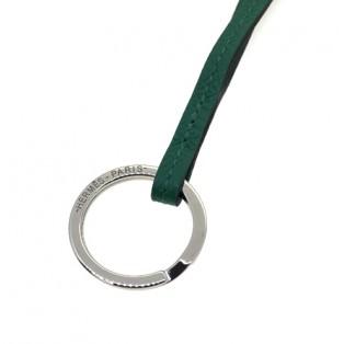 愛馬仕Etui Cles Camail鑰匙圈(粉紅/藍/綠) K
