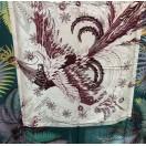 愛馬仕 Chale Mythiques Phoenix (綠/紫/紅)