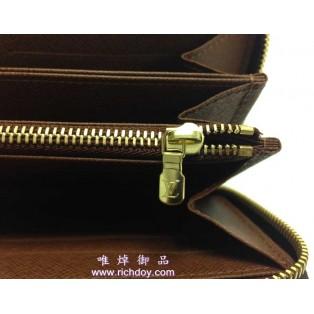 LV M60017 銀包(啡色)